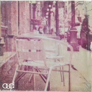 Gastown chair 4x4